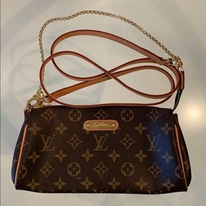 Louis Vuitton Eva Monogram Bag